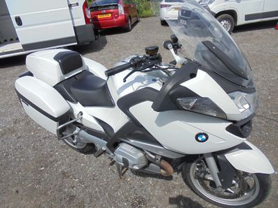 BMW R1200RT Sports Tourer