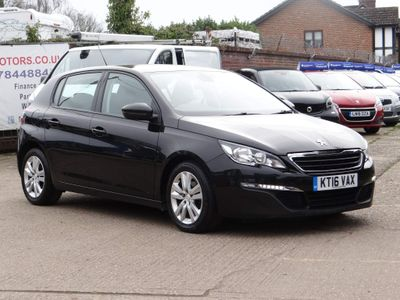 Peugeot 308 Hatchback 1.6 BlueHDi Active EAT6 (s/s) 5dr