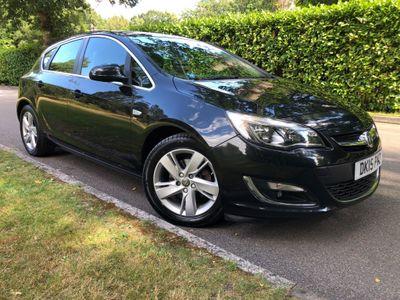 Vauxhall Astra Hatchback 1.6 CDTi ecoFLEX 94g SRi (s/s) 5dr