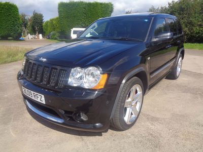 Jeep Grand Cherokee SUV 6.1 V8 SRT8 4x4 5dr
