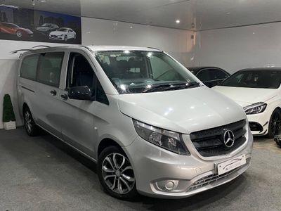 Mercedes-Benz Vito Other 2.1 114 CDi BlueTEC PRO Tourer RWD L3 EU6 (s/s) 5dr