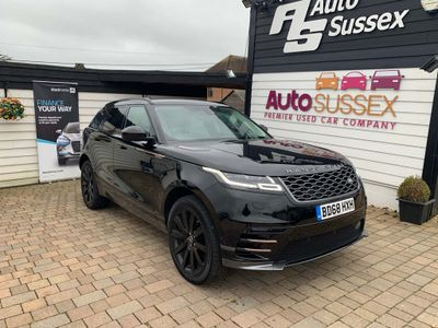 Land Rover Range Rover Velar SUV 2.0 D180 R-Dynamic HSE Auto 4WD (s/s) 5dr