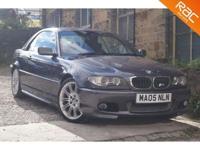 BMW 3 Series Convertible 2.2 320Ci 320 M Sport 2dr