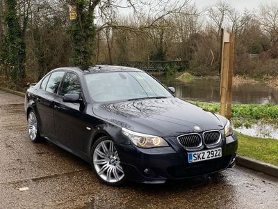 BMW 5 Series Saloon 4.0 540i M Sport 4dr