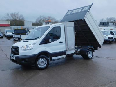 Ford Transit Tipper 2.2TDCI 125PS 350 L2H1 ARB TIPPER F/S/H