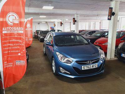 Hyundai i40 Estate 1.7 CRDi Blue Drive Active 5dr