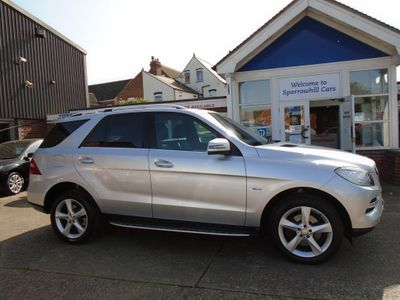 Mercedes-Benz M Class SUV 3.0 ML350 CDI BlueTEC Special Edition 5dr