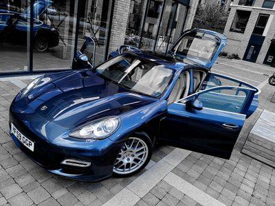 Porsche Panamera Hatchback 4.8 V8 Turbo PDK AWD 5dr