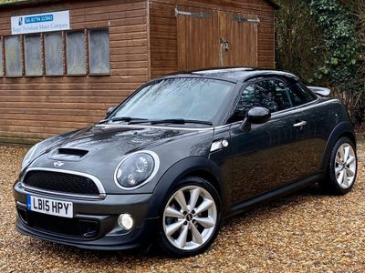 MINI Coupe Coupe 1.6 Cooper S (Chili) 2dr