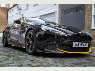 Aston Martin Vanquish Coupe 6.0 V12 S T-TronIII 2dr (2+2)
