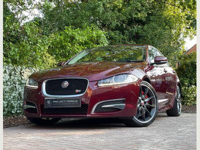 Jaguar XF Saloon 3.0d S V6 Premium Luxury (s/s) 4dr