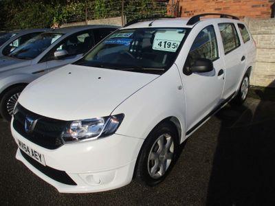 Dacia Logan MCV Estate 0.9 TCe Ambiance 5dr