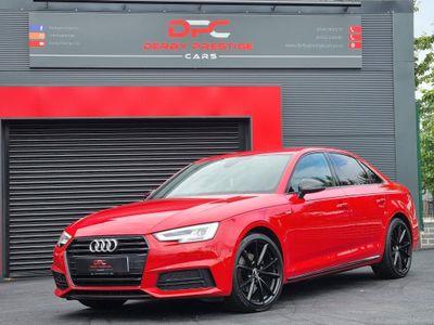Audi A4 Saloon 2.0 TDI S line (s/s) 4dr