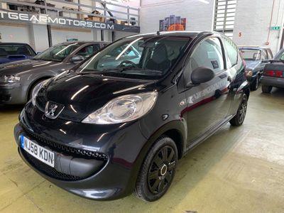 Peugeot 107 Hatchback 1.0 12v KISS 3dr