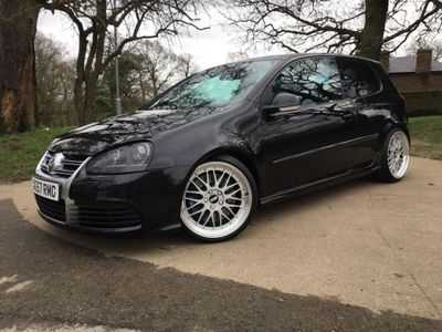 Volkswagen Golf Hatchback 3.2 V6 R32 4MOTION 3dr