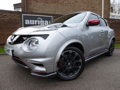 Nissan Juke SUV 1.6 DIG-T Nismo RS XTRON 4WD 5dr