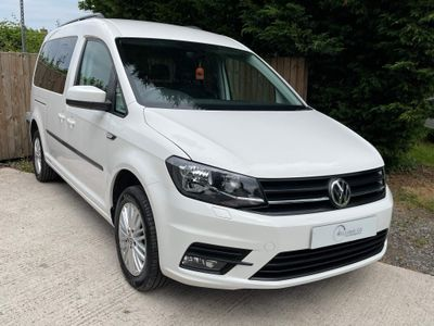 Volkswagen Caddy Maxi Life MPV 2.0 TDI BlueMotion Tech EU6 (s/s) 5dr