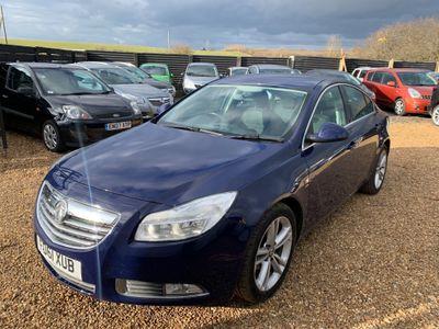 Vauxhall Insignia Saloon 2.0 CDTi ecoFLEX 16v SRi (s/s) 4dr