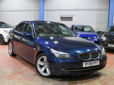 BMW 5 Series Saloon 3.0 530d SE Business Edition 4dr