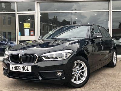 BMW 1 Series Hatchback 1.5 116d SE Business Sports Hatch (s/s) 5dr