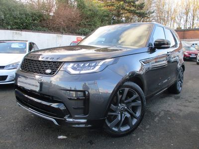 Land Rover Discovery SUV 2.0 SD4 HSE Luxury Auto 4WD (s/s) 5dr