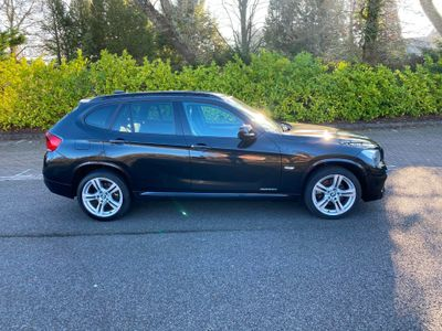 BMW X1 SUV 2.0 23d M Sport Auto xDrive 5dr