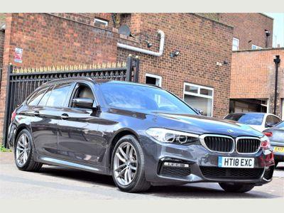 BMW 5 Series Estate 2.0 520i GPF M Sport Touring Auto (s/s) 5dr