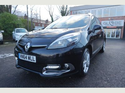 Renault Grand Scenic MPV 1.5 dCi ENERGY Dynamique TomTom Bose+ Pack (s/s) 5dr