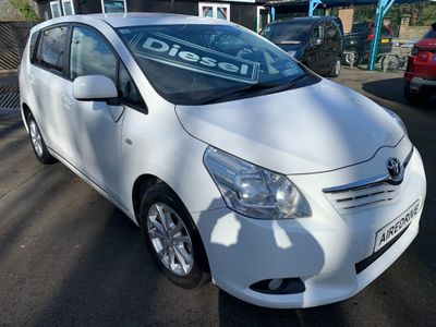 Toyota Verso MPV 2.0 D-4D TR 5dr (7 Seats)