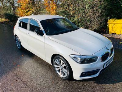 BMW 1 Series Hatchback 1.6 118i Sport (s/s) 5dr