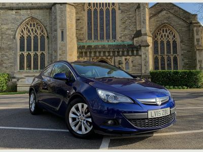 Vauxhall Astra GTC Coupe 2.0 CDTi SRi Auto 3dr