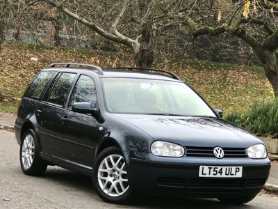 Volkswagen Golf Estate 1.9 TDI PD SE 5dr