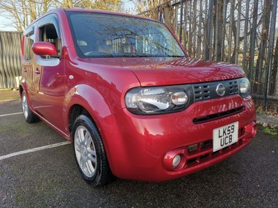 Nissan Cube Hatchback 1.5 AUTOMATIC LOW MILEAGE GREAT