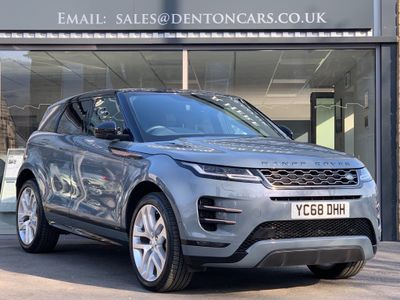 Land Rover Range Rover Evoque SUV 2.0 D180 First Edition Auto 4WD (s/s) 5dr