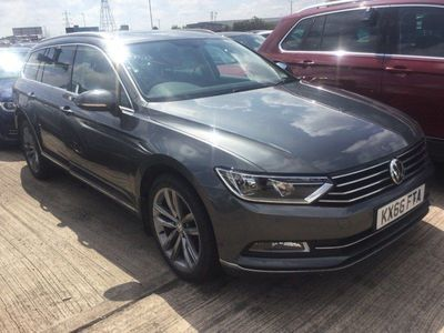Volkswagen Passat Estate 2.0 TDI BlueMotion Tech GT (s/s) 5dr