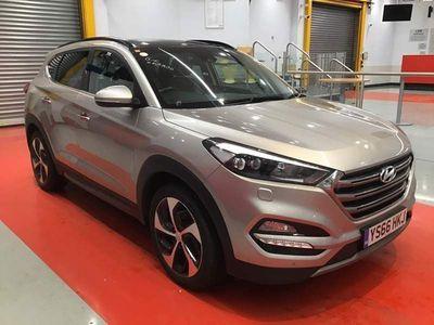 Hyundai Tucson SUV 2.0 CRDi Blue Drive Premium SE (s/s) 5dr