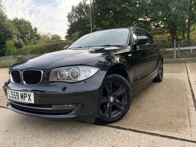 BMW 1 Series Hatchback 1.6 116i M Sport Auto 3dr