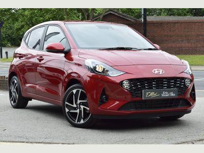 Hyundai i10 Hatchback 1.2 Premium (s/s) 5dr