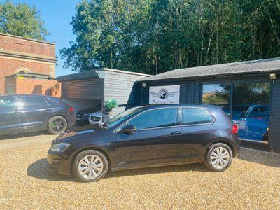Volkswagen Golf Hatchback 1.6 TDI BlueMotion Tech SE (s/s) 3dr