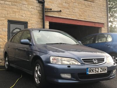 Honda Accord Hatchback 2.0 i-VTEC SE Executive 5dr (sun roof)