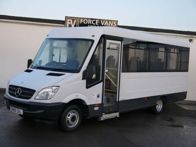 Mercedes-Benz Sprinter Minibus AUTO DISABLED ACCESS WELFARE COIF PSV