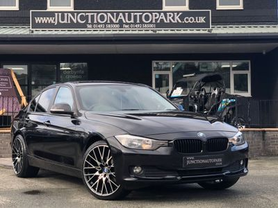 BMW 3 SERIES Saloon 2.0 316d ES (s/s) 4dr