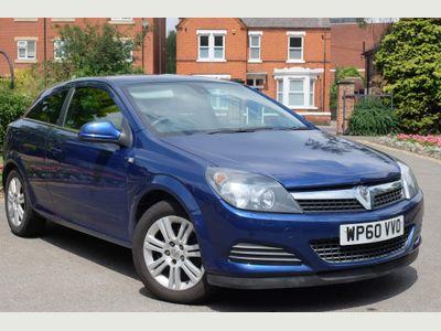 Vauxhall Astra Hatchback 1.6 i VVT 16v Exclusiv Sport Hatch 3dr