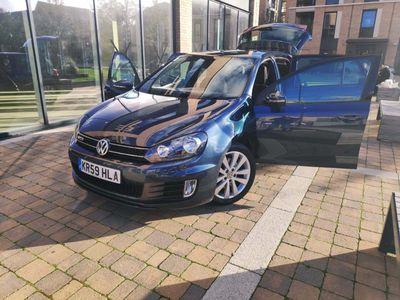 Volkswagen Golf Hatchback 2.0 TDI GTD 5dr