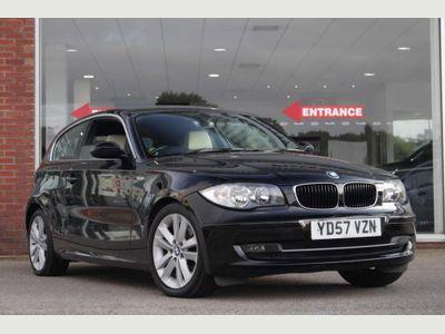 BMW 1 Series Hatchback 2.0 120i SE 3dr