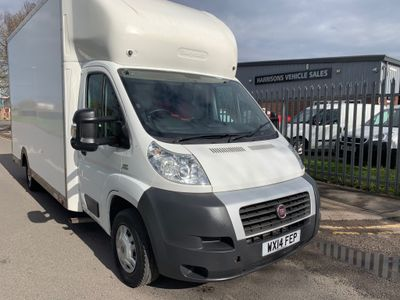 Fiat Ducato Chassis Cab LWB Low Loader 7m Long Body