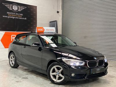 BMW 1 Series Hatchback 2.0 118d SE (s/s) 3dr