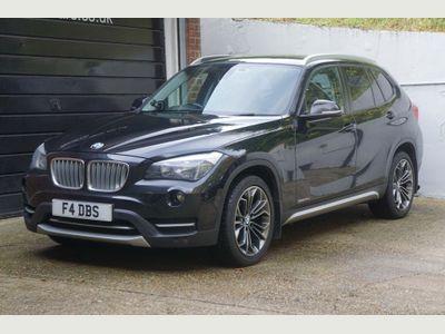 BMW X1 SUV 2.0 18d xLine Auto sDrive 5dr