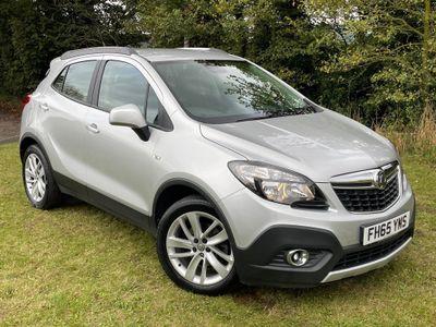Vauxhall Mokka SUV 1.4i Turbo Exclusiv 2WD (s/s) 5dr