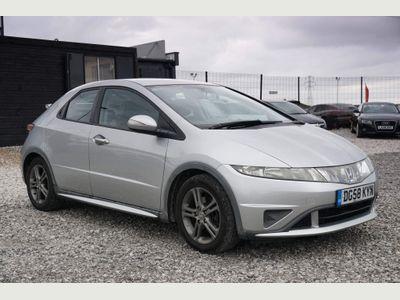 Honda Civic Hatchback 1.4 i-DSI SE Plus 5dr (Metallic Paint)
